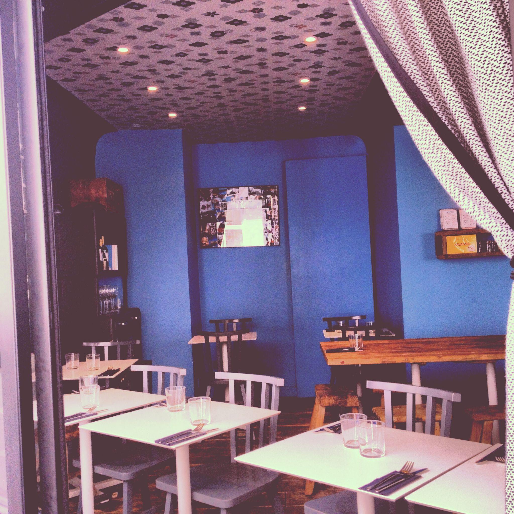 Solo dining @ Clasico Argentino, Paris