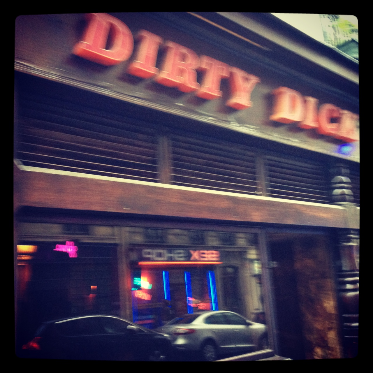 DirtyDick bar