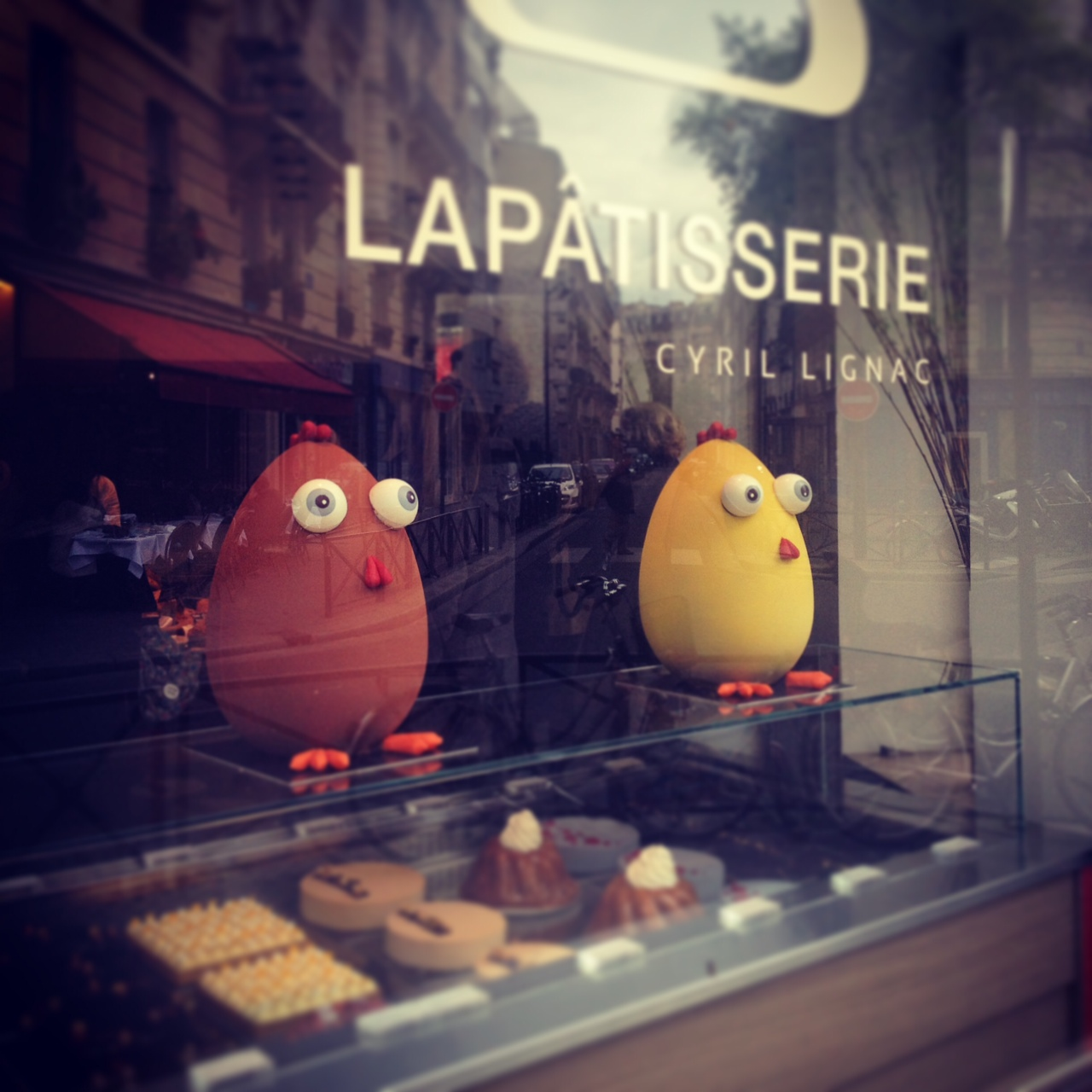 Sweet Treat @ Cyril Lignac Patisserie, Paris