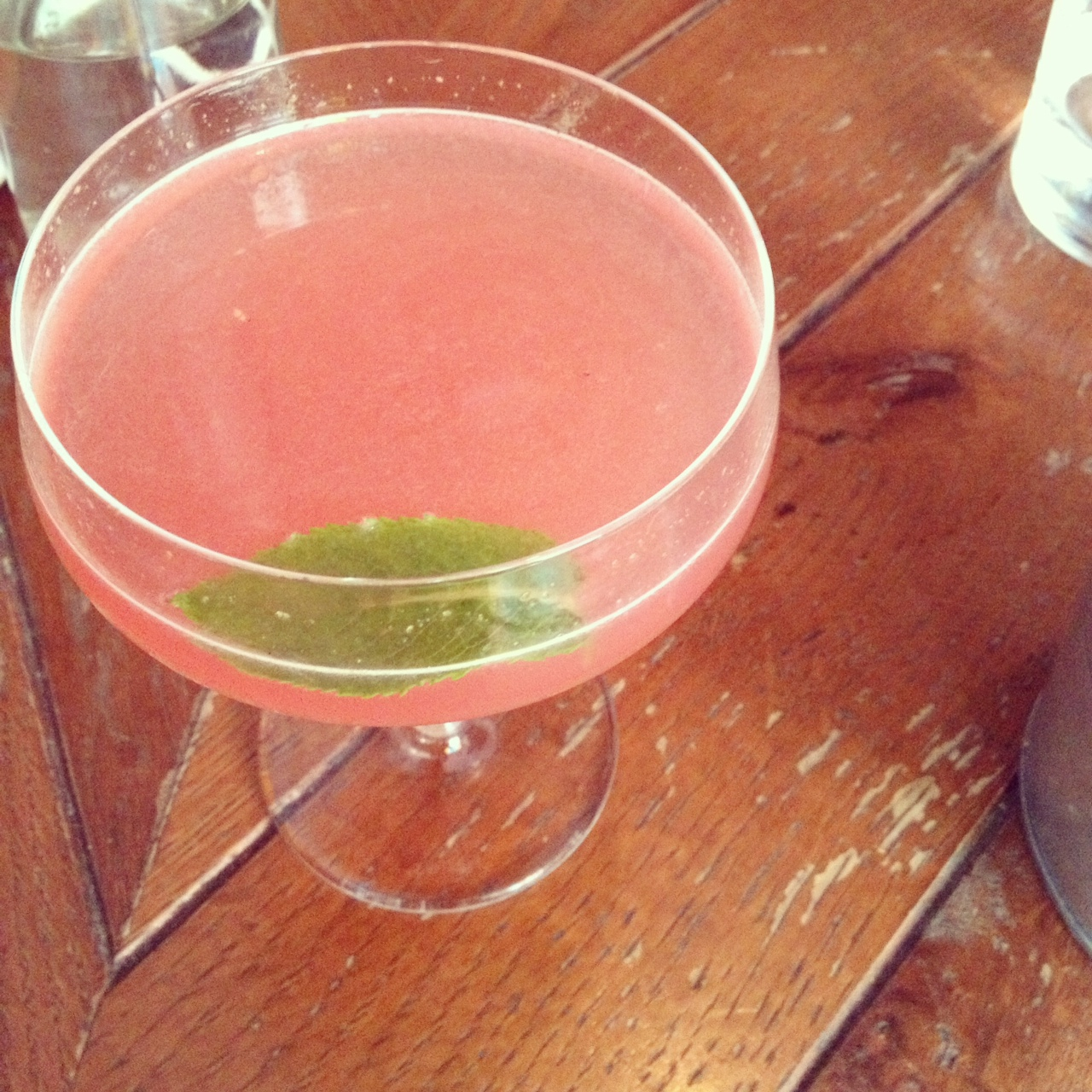 virgin cocktail Mary Celeste