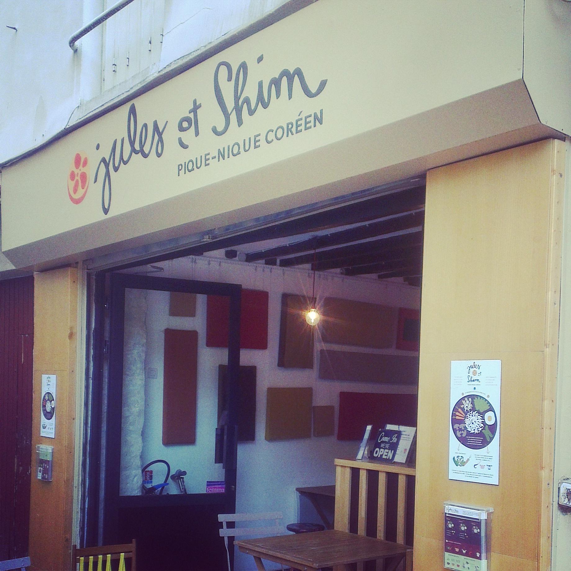 frontage of Jules et Shim