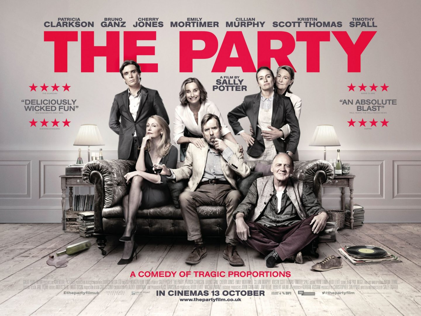 The_Party_Quad_In_Cinemas_13_October