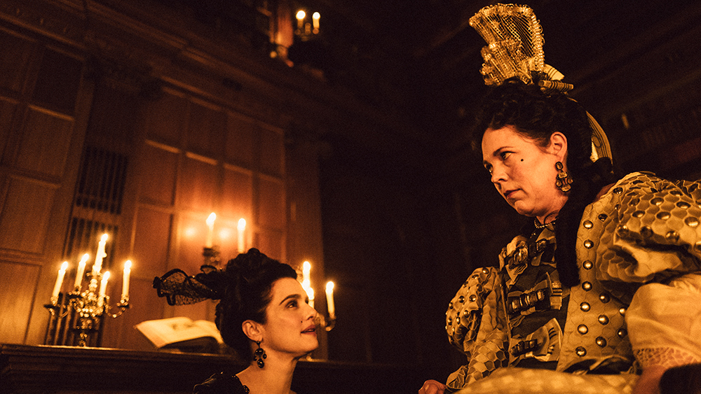 LFF 2018 Film Review: The Favourite