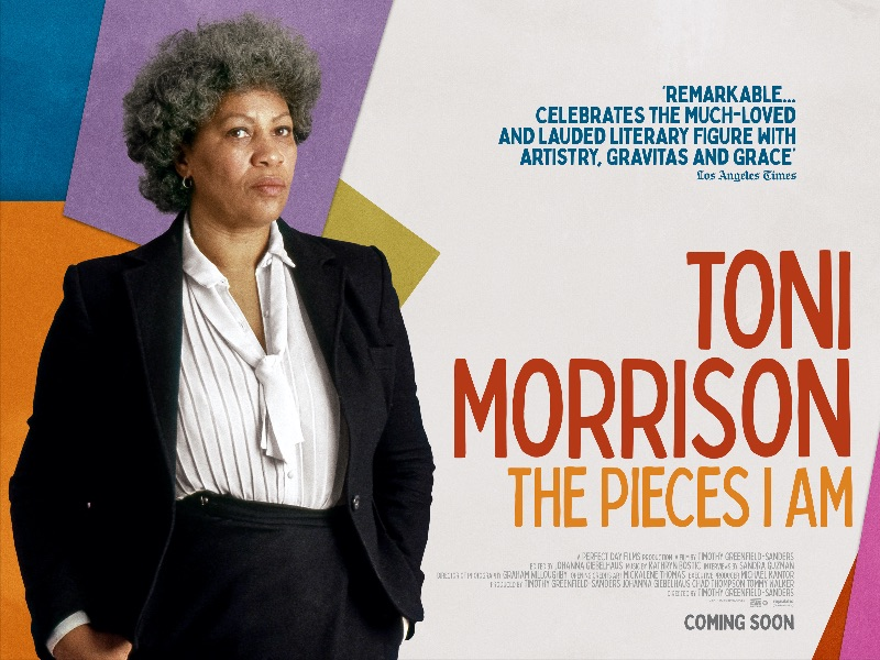 TONI MORRISON: THE PIECES I AM – ON DEMAND RELEASE DATE