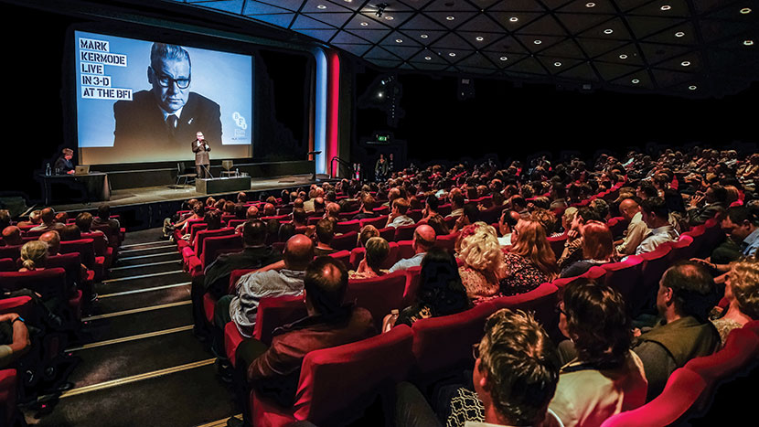 Mark Kermode LIVE at the BFI – ONLINE