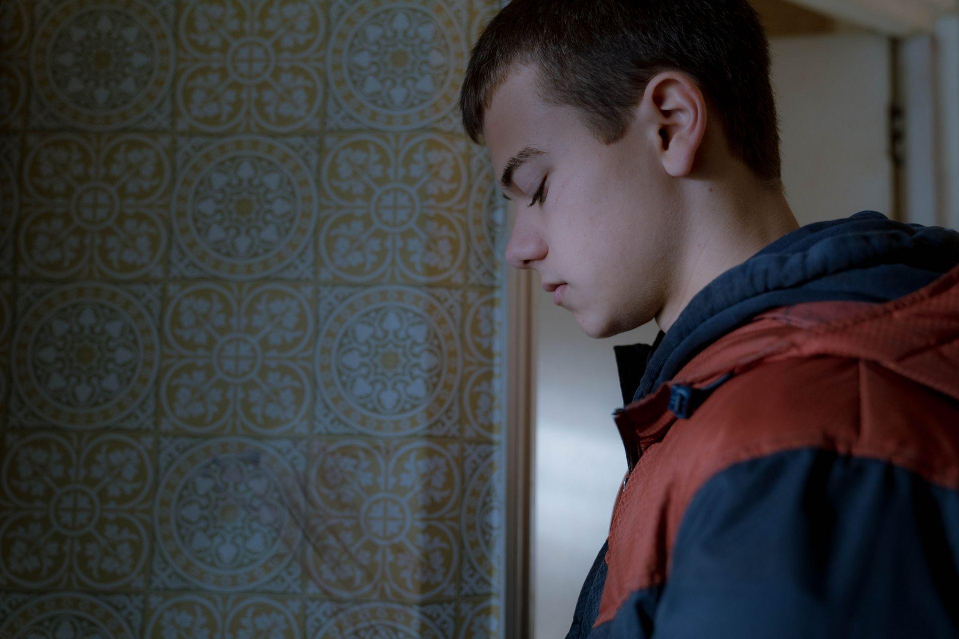 6. Conrad Khan as Tyler in COUNTY LINES (dir. Henry Blake) Courtesy BFI